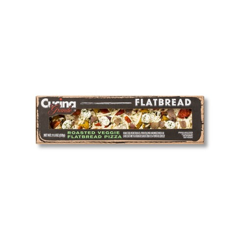 Cucina Grande Roasted Veggie Flatbread - 11.3oz - image 1 of 1