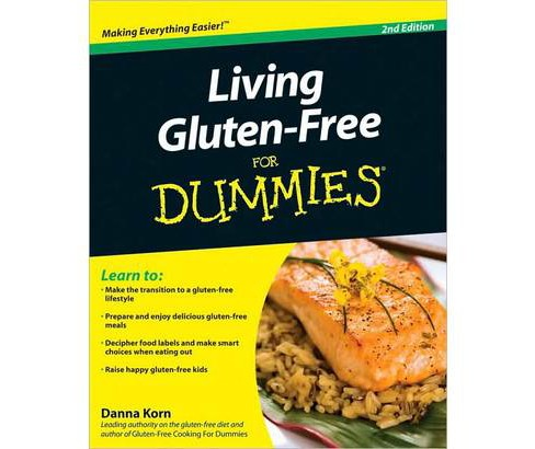 Living Gluten-Free for Dummies (Paperback) (Danna Korn) - image 1 of 1