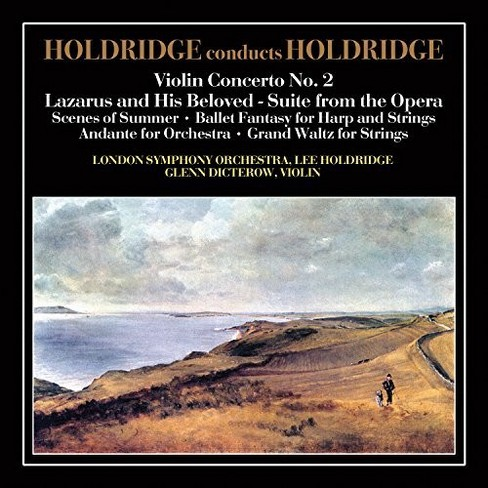 Lee Holdridge - Holdridge Conducts Holdridge (Ost) (CD) - image 1 of 1