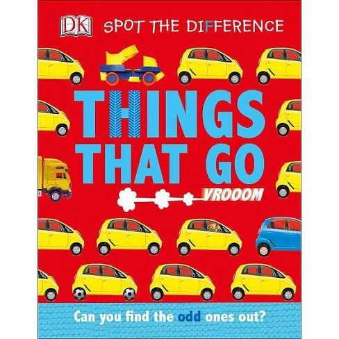 Things That Go (Hardcover) - image 1 of 1