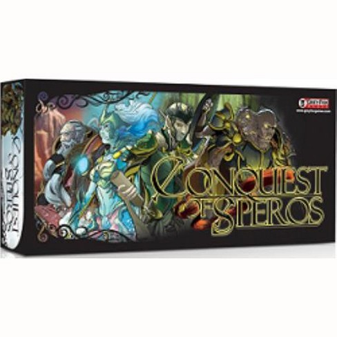 Conquest of Speros Board Game - image 1 of 1