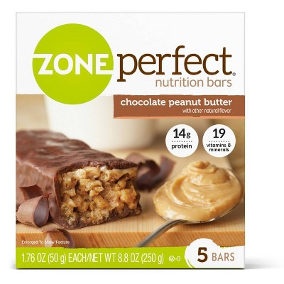 Granola & Protein Bars: ZonePerfect Nutrition Bars
