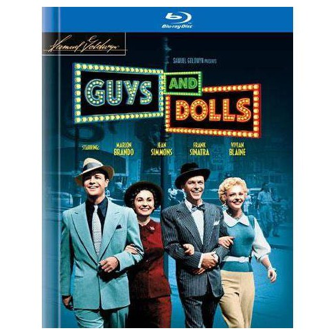 Guys and Dolls (Blu-ray) - image 1 of 1