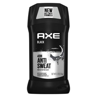 AXE Black All-Day Dry Antiperspirant & Deodorant Stick - 2.7oz