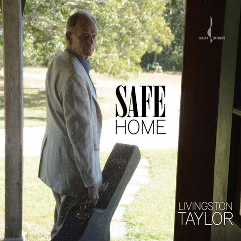 Livingston Taylor - Safe Home (CD) - image 1 of 1