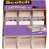 "Scotch Gift Wrap Tape .75"" x 300"" 3ct - image 2 of 4"