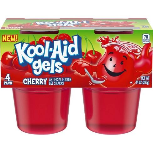 Kool-Aid Cherry Gelatin - 4pk/14oz - image 1 of 4