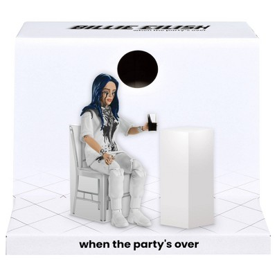 """Billie Eilish When the Party's Over 6"""" Collectible Figure"""