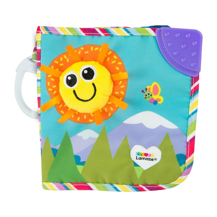 Lamaze Friends Soft Book - image 1 of 5
