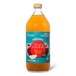 Bragg® Organic Apple Cider Vinegar - 32 Fl Oz : Target