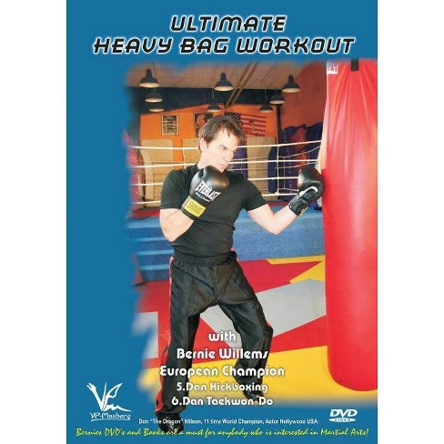 Ultimate Heavy Bag Workout Dvd