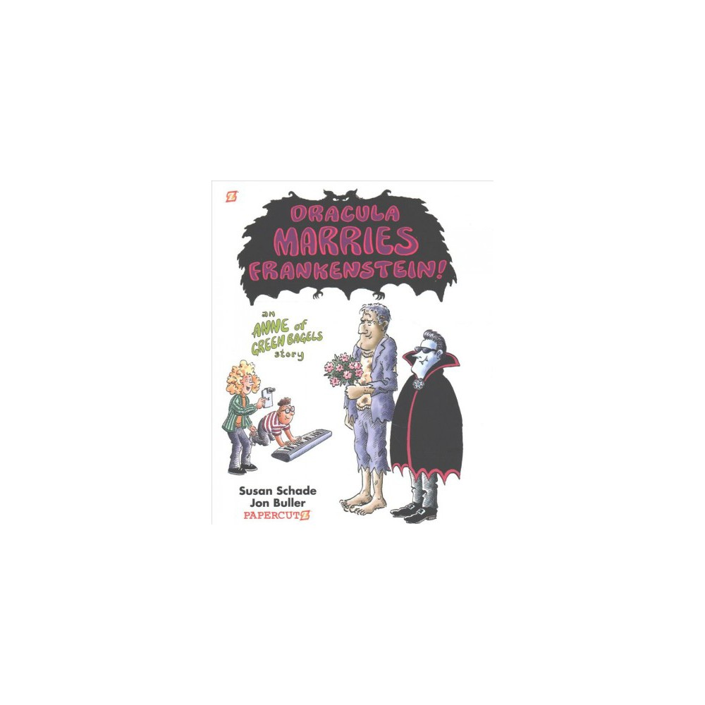Dracula Marries Frankenstein! (Paperback) (Susan Schade & Jon Buller)