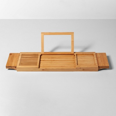 Bathroom Tray Bamboo - Hearth & Hand™ with Magnolia