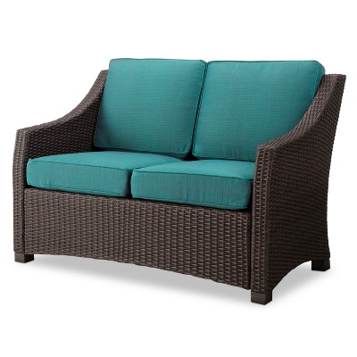 Superieur Belvedere Wicker Patio Loveseat   Threshold™