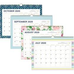 "2020-21 Large Wall Calendar 14.875"" x 11.875"" Emily Ley"