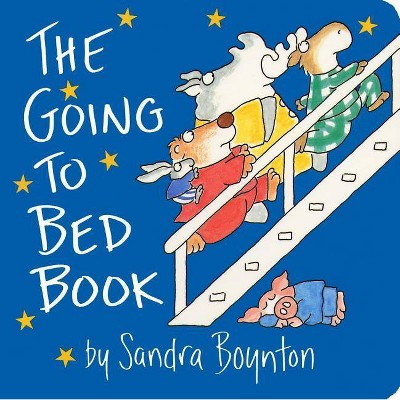 The Going to Bed Book (Board)by Sandra Boynton