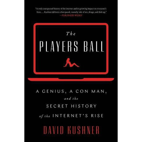 The Players Ball - by  David Kushner (Paperback) - image 1 of 1