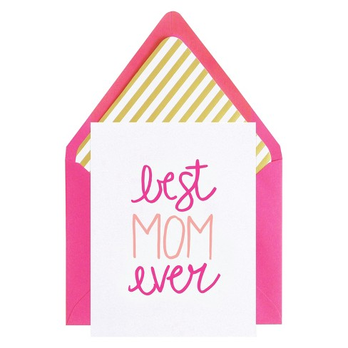 meant to be sent® Mother's Day Greeting Card - image 1 of 2