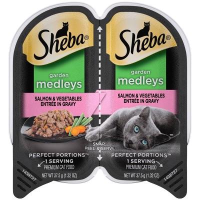 Sheba Perfect Portions Medleys Wet Cat Food - 2.6oz