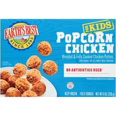 Earth's Best Frozen Popcorn Chicken - 8oz