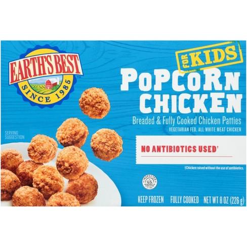 Earth's Best Frozen Popcorn Chicken - 8oz - image 1 of 4