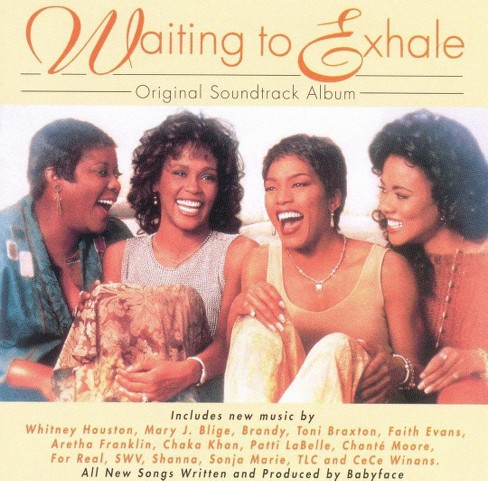 Various - Waiting to exhale (Ost) (CD) - image 1 of 1