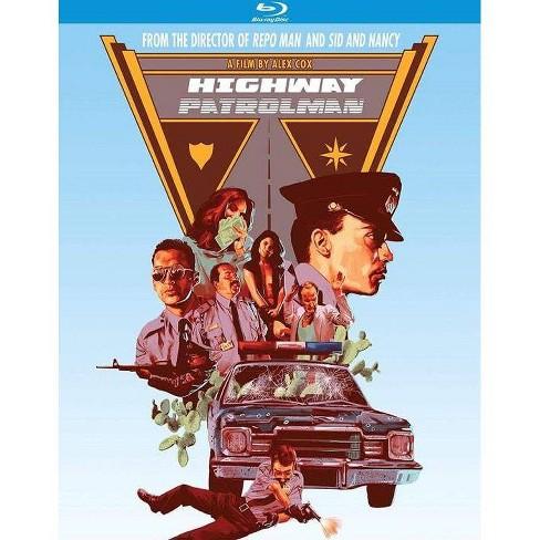 Highway Patrolman (Blu-ray) - image 1 of 1