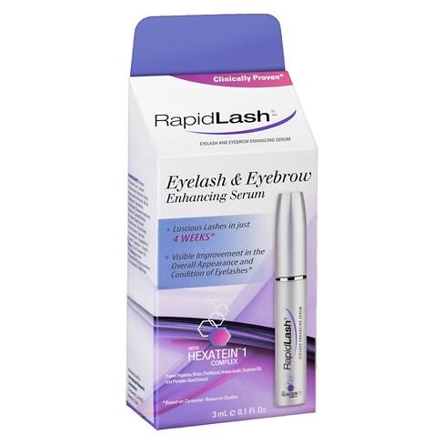 6038130a1a7 RapidLash Eyelash Enhancing Serum 0.1floz : Target