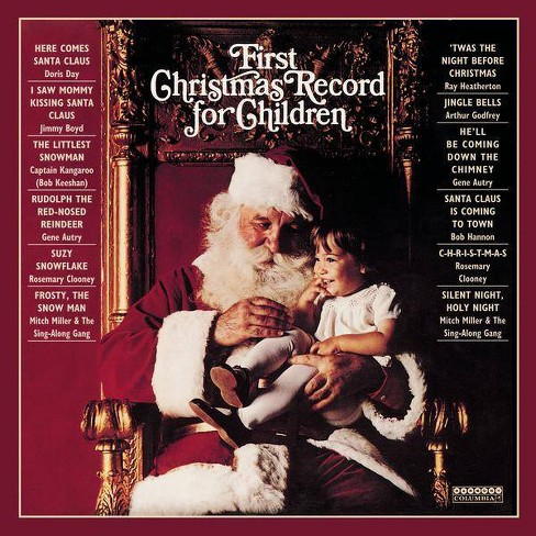 Various First Christmas Record For Children Cd Target