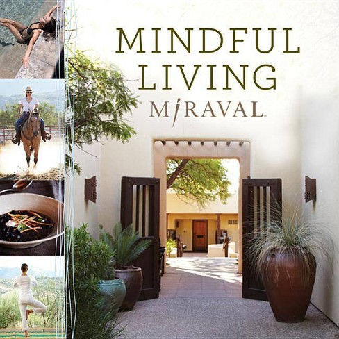 Mindful Living - by  Miraval (Hardcover) - image 1 of 1