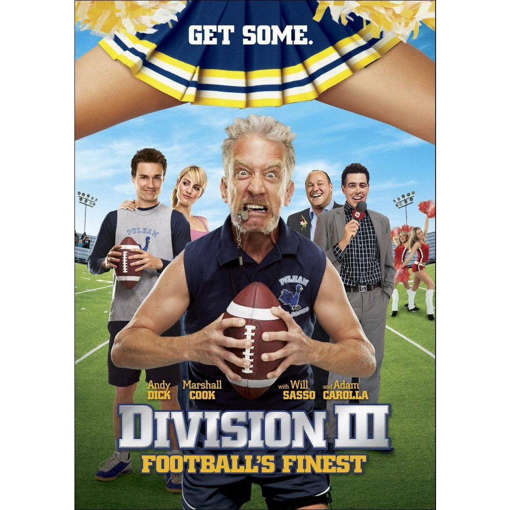 Division Iii:Football's Finest (Dvd)