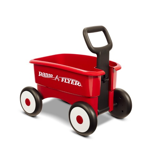 Radio Flyer My 1st 2 in 1 Wagon - Red - image 1 of 4