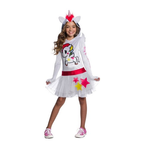 Girls' tokidoki Stellina Halloween Costume - image 1 of 1
