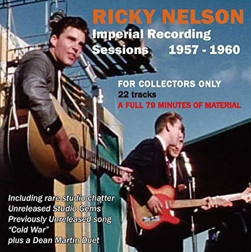 Ricky Nelson - Imperial Recording Sessions 1957-1960 (CD) - image 1 of 1