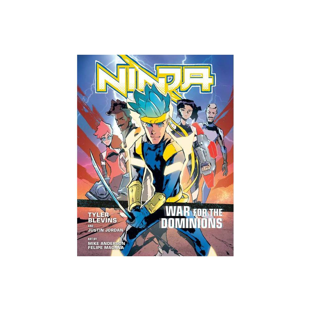 Ninja War For The Dominions By Tyler Ninja Blevins Justin Jordan Paperback
