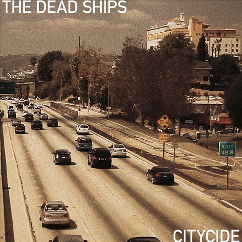 Dead ships - Citycide (CD) - image 1 of 1