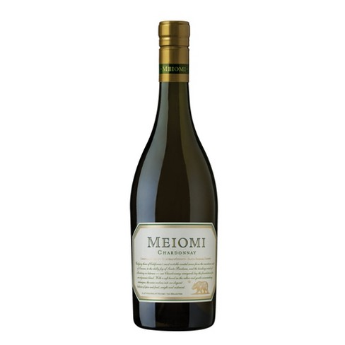 Meiomi Chardonnay White Wine - 750ml Bottle - image 1 of 4