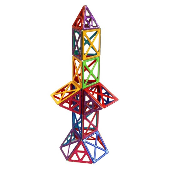 Magformers Super Magformers Toy Building Set image number null