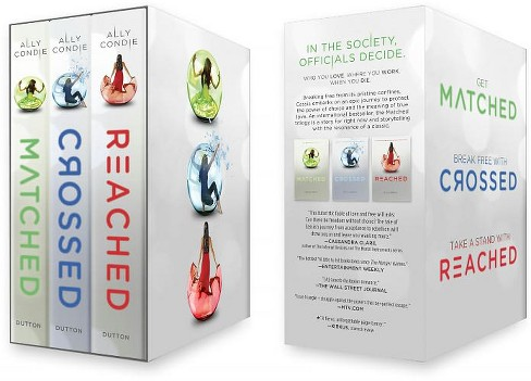 Matched Trilogy (Hardcover) (Allyson Braithwaite Condie) - image 1 of 1