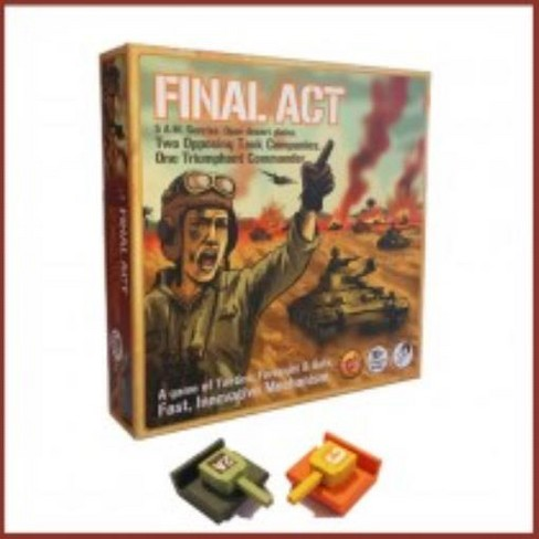 Final Act Board Game - image 1 of 1