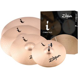 "Zildjian I Series 14', 16"", 18"", 20"" Pro Gig Cymbal Set"
