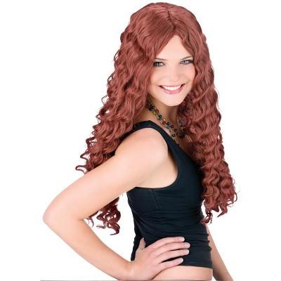 Fun World 24 Inch Long Luscious Costume Wig