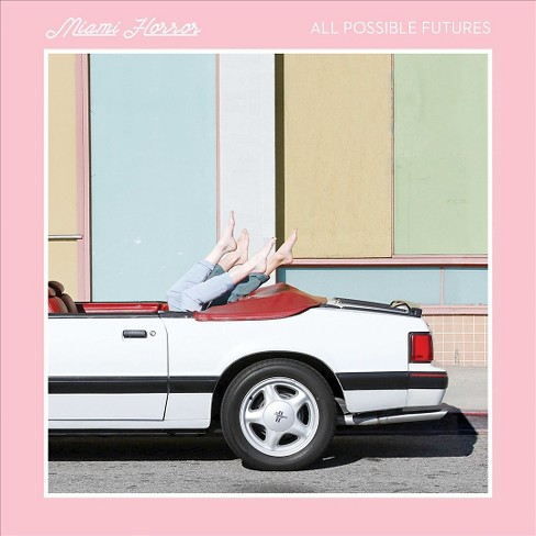 Miami Horror - All Possible Futures (CD) - image 1 of 2
