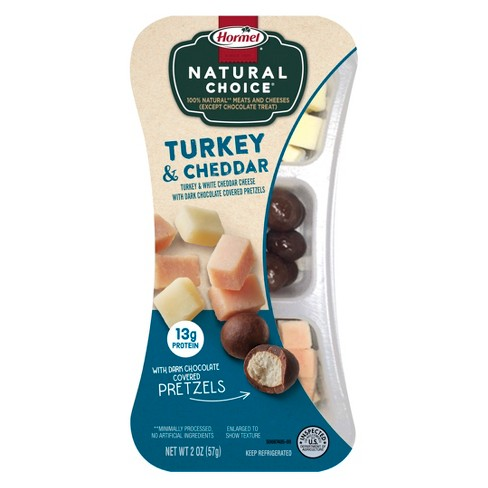 Hormel Natural Choice Turkey/Cheese/Pretzel - 2oz - image 1 of 4