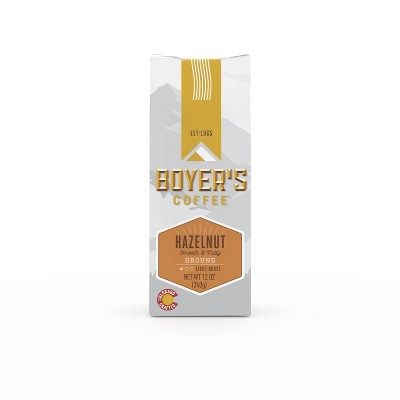 Coffee Boyer's Coffee Light Roast