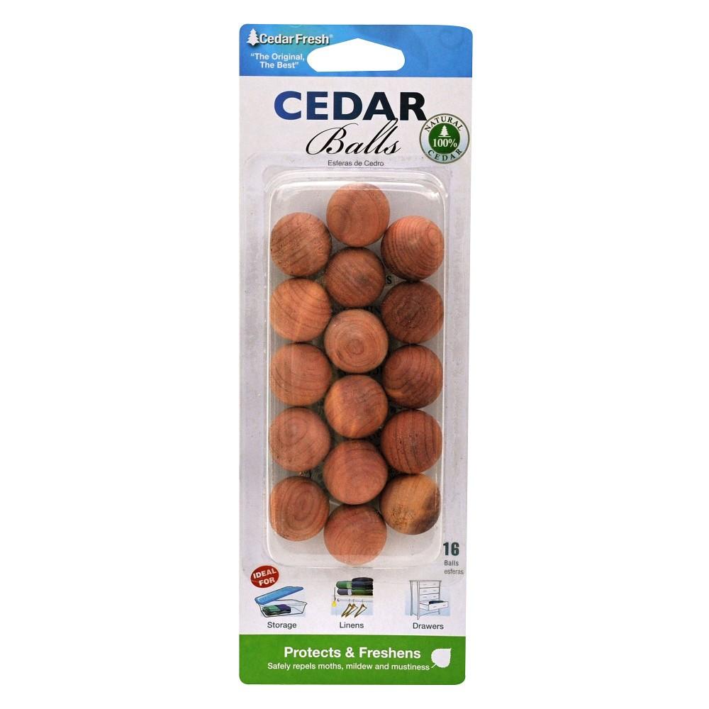Image of CedarFresh Cedar Balls 16-ct., None