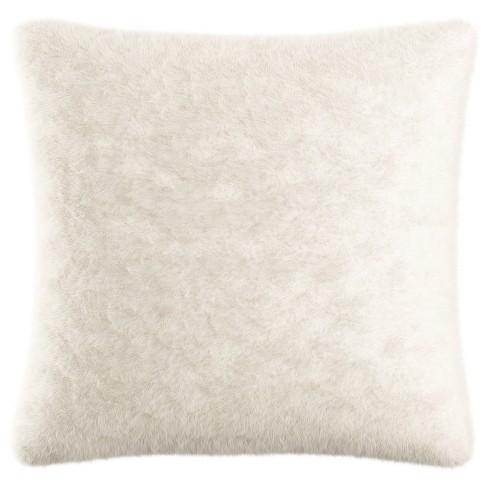 "Cream Furocious Throw Pillow (20""x20"") - image 1 of 3"