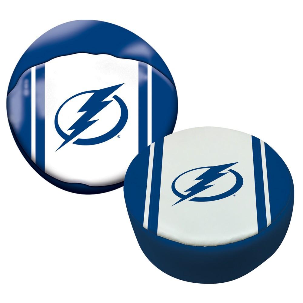 NHL Tampa Bay Lightning Franklin Sports Soft Sport Foam 2pk