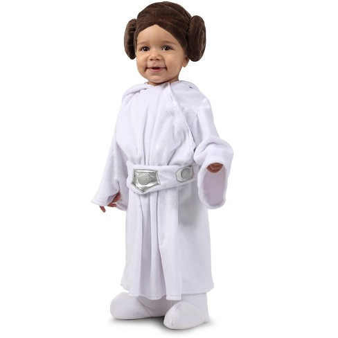 Princess Leia Star Wars Princess Leia Infant Costume Target