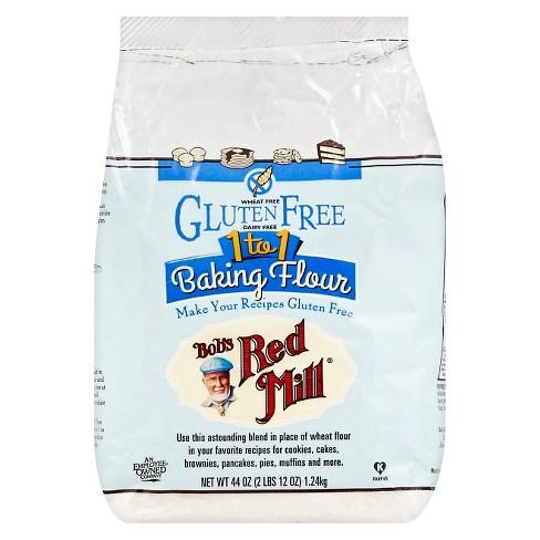 Bob's Red Mill Gluten Free All Purpose Baking Flour - 44oz